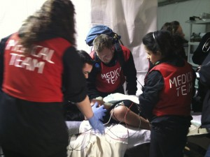 Disaster Medicine and MGM - Medical Team