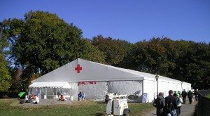Disaster Medicine and MGM - Medical Tent