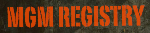 Click logo above to visit the MGM Registry Site.