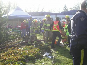 TransGuard 1 Disaster Exercise
